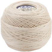 Ecru - Cebelia Crochet Cotton Size 10 - 282 Yards