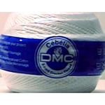 Bright White - Cebelia Crochet Cotton Size 20 - 405 Yards