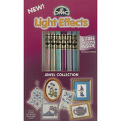 Soft Jewels - DMC Light Effects Floss Pack 6/Pkg