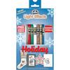 Holiday - DMC Light Effects Floss Pack 6/Pkg