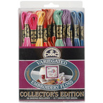 Variegated Colors - DMC Embroidery Floss Pack