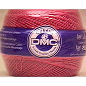 Medium Dusty Pink - Cebelia Crochet Cotton Size 20 - 405 Yards