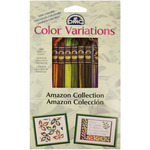 Amazon 8/Pkg - DMC Color Variations Floss Pack