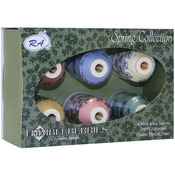 Spring - Thimbleberries Cotton Thread Collection 500yd 6/Pkg