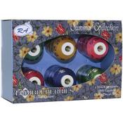 Summer - Thimbleberries Cotton Thread Collection 500yd 6/Pkg