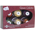 Autumn - Thimbleberries Rayon Thread Collection 1,100yd 6/Pkg