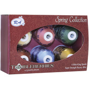 Spring - Thimbleberries Rayon Thread Collection 1,100yd 6/Pkg