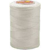 Natural - Star Mercerized Cotton Thread Solids 1,200yd