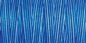 Deep Evening Sky - Natural Cotton Thread Variegated 876yd