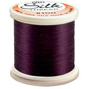 Amethyst Purple - Silk Thread 100wt 200m