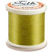 Victoria Green - Silk Thread 100wt 200m