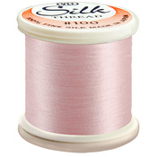 Baby Pink - Silk Thread 100wt 200m
