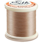 Pinky Brown - Silk Thread 100wt 200m