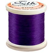 Eggplant - Silk Thread 100wt 200m