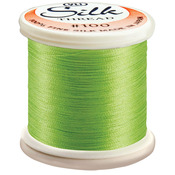 Lime - Silk Thread 100wt 200m