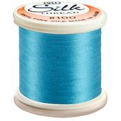 Bright Turquoise - Silk Thread 100wt 200m