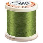 Gray Green - Silk Thread 100wt 200m