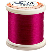 Magenta - Silk Thread 100wt 200m