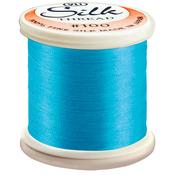 Turquoise - Silk Thread 100wt 200m