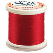 Dark Rose - Silk Thread 100wt 200m