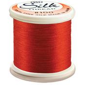 Turkey Red - Silk Thread 100wt 200m