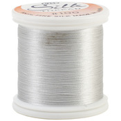 Light Silver - Silk Thread 100wt 200m