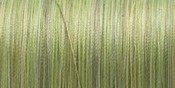 Greens - Silk Variegated Thread 200m