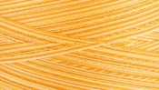 Sunrise Sunset - Natural Cotton Thread Variegated 3,281yd