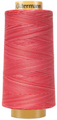 Ruby Red - Natural Cotton Thread Variegated 3,281yd