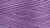 Purple Passion - Natural Cotton Thread Variegated 3,281yd