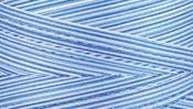 Natural Cotton Thread Variegated 3,281yd - Blue Awakening
