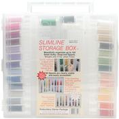 Size 40 Rayon - Sulky Embroidery Slimline Starter Assortment