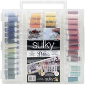Size 12 Cotton - Sulky Cotton Petites Slimline Dream Assortment