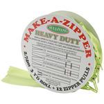 Make - A - Zipper Kit Heavy - Duty 3yd - Green