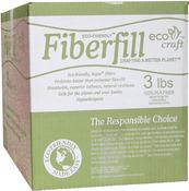 Eco - Friendly Fiberfill -3lb