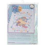 Twinkle Twinkle Quilt Stamped Cross Stitch Kit