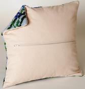 """17-3/4""""X17-3/4"""" Light Cream - Cushion Finishing Kit"""