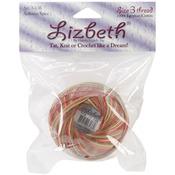 Autumn Spice - Lizbeth Cordonnet Cotton Size 3