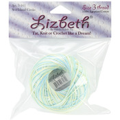 Sea Island Citrus - Lizbeth Cordonnet Cotton Size 3