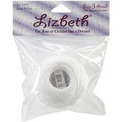 Snow White - Lizbeth Cordonnet Cotton Size 3