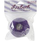 Purple Dark - Lizbeth Cordonnet Cotton Size 3