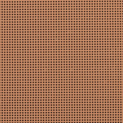 "Terra Cotta - Painted Perforated Paper 14 Count 9""X12"" 2/Pkg"