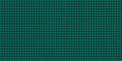 "Holly Green - Painted Perforated Paper 14 Count 9""X12"" 2/Pkg"