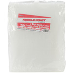 "Clear 12/Pkg - Plastic Canvas 7 Count 10-1/2""X13-1/2"" Value Pack"