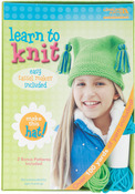 Hat - Learn To Knit Kit