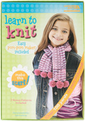 Scarf - Learn To Knit Kit