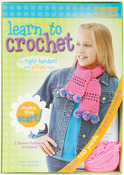 Scarf - Learn To Crochet Kit