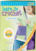 Purse - Learn To Crochet Kit