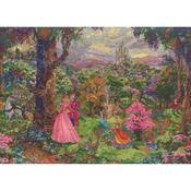 "16""X12"" 18 Count - Disney Dreams Collection By Thomas Kinkade Sleeping Beauty"