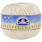 Ecru - Petra Crochet Cotton Thread Size 5